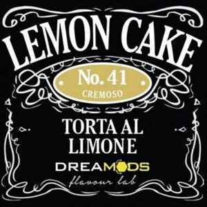 Dreamods Lemon Cake