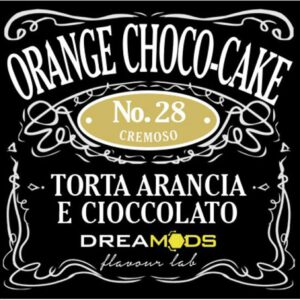 Dreamods Orange Choco Cake