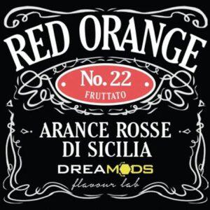 Dreamods Red Orange