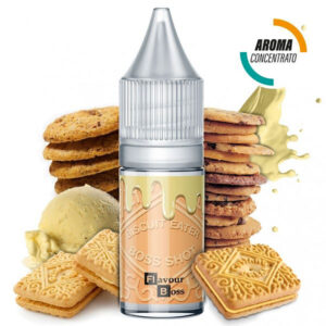 Flavour Boss BIscuit Eater
