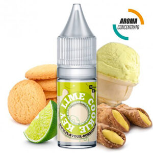 Flavour Boss Key Lime Cookie