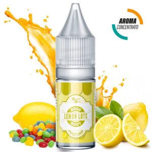 Flavour Boss Lemon Lots