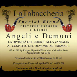 La Tabaccheria Angeli E Demoni